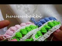 Nurgün Tezcan'dan bebek battaniyesi örneği...İşin Sırrı Derya'da 24 Haziran 2016 - YouTube