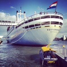 SS Rotterdam #ship #rotterdam