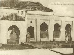 1061 -santuario sidi bugaleb, hace esquina con la calle sidi bugaleb y la carretera de larache | Flickr - Photo Sharing!