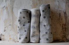 tie dye hand dyed cushion cover organic cotton hemp - enhabiten