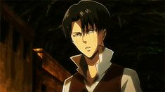 Levi Ackerman | oh dear God....