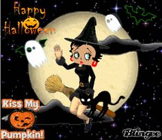 betty boop halloween pictures - Google Search