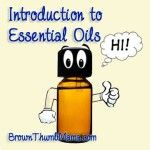 Intro to Essential Oils: what they are and how to use them, from one mom to another. So much good information!