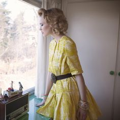 Hollywood Crime by Marc Thirouin, via Behance Im Fabulous, Hair Magazine, List Of Artists, Crime, Stylists, Short Sleeve Dresses, Hollywood, Style Inspiration, Summer Dresses