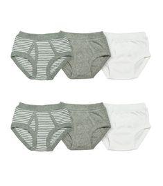 Underwear Pants Briefs Kids Underpants y Fronts White Classic Sports Target Boys Kids Cotton 6 Briefs White