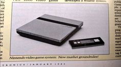 It Took Five Years For One Man To Find The First NES Advertisement