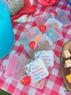 camping birthday party favors                                                                                                                                                                                 More