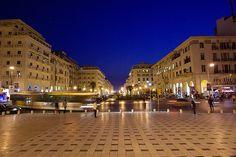 Θεσσαλονίκη: Τέλος τα τραπεζάκια των καφετεριών στην πλατεία Αριστοτέλους