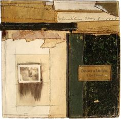 Crystal Neubauer Collage Called Cabinet
