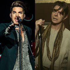 Adam Lambert covers David Bowie's 'Let's Dance' - watch | Gigwise - A funky tribute to the Thin White Duke | Gigwise