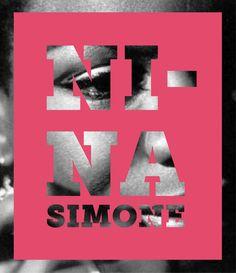Nina Simone by Claudia Schembari, via Behance