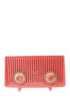 Vintage Motorola Radio c1953 by Vintage Favs on @HauteLook