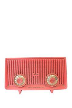 Vintage Motorola Radio c1953