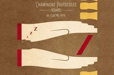 Champagne Protocoles | Picame - Daily dose of creativity