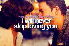 Never @devin1077 <3