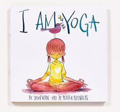 Released today! Kudos, @susanverde  I AM YOGA -I loved illustrating this book! http://www.abramsbooks.com/product/i-am-yoga_9781419716645/ … @ABRAMSJasonPub