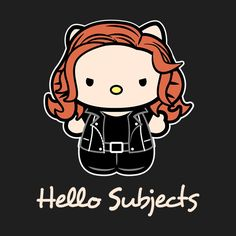 Abbadon #Hello Subjects