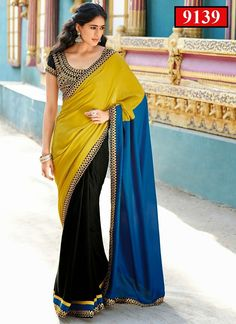 Designer Breezeberry Sareeavailable only at₹2,390.00 #saree#designersaree#designerfashion#fashion#fashionista