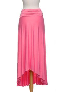 Dressing Your Truth - Type 1 Bubblegum Maxi Skirt