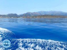 Sailing to Dia (Heraklion) - Zorbas Island apartments in Kokkini Hani, Crete Greece 2020 Holidays In June, Sailing Holidays, School Holidays, Heraklion, Crete Greece, Going On Holiday, To Go, Waves, Island