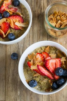 Gluten Free Breakfast Quinoa i don't know if its dairy free but i bet you could substitute any dairy with like rice milk?