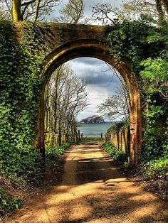 Portal, Firth of Forth, Scotland