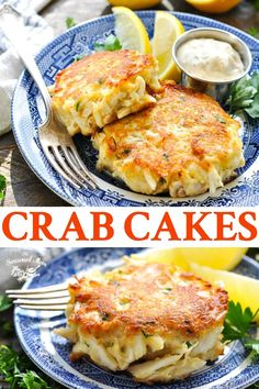 Showing you how to make Crab Cakes with this easy family recipe that's full of jumbo lump crabmeat and minimal filling. The simple recipe yields the most decadent, buttery and delicious pan-fried patties -- with just minutes of effort! Crab Recipes, Dinner Recipes, Easy Family Meals, Easy Meals, Easy Family Recipes, Unique Recipes, Baked Crab Cakes, Planning Budget, Cooking Recipes