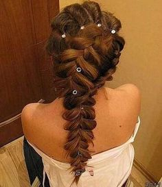 20 More Long Hair Braids Styles: #14. Special Braided Long Hairstyle
