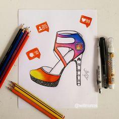 #redessociais #saltoalto #instagram #moda #croquis #croquidemoda #fashionista #arte #designerdemoda #fashiondesigner #illustration #ilustracaodemoda #estilismo #criacao #criativo #criative #criatividade #sempredesenhando #fashion #fashionistas #ideias #inspiration #inspiracao #artemoda
