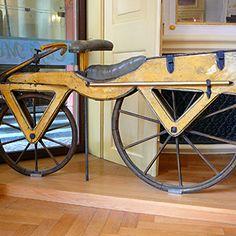 Rower z 1820 roku.