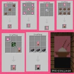 Reis Banner Rezept - One pot rezepte - Explore the best and the special ideas about Lego Minecraft Villa Minecraft, Plans Minecraft, Architecture Minecraft, Minecraft Building Guide, Minecraft Room, Minecraft Tutorial, Minecraft Blueprints, Cool Minecraft Houses, Minecraft Crafts