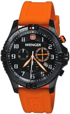 Wenger Swiss 60758 Squadron Rescue Set Limited Edition Men's Chronograph Watch | eBay