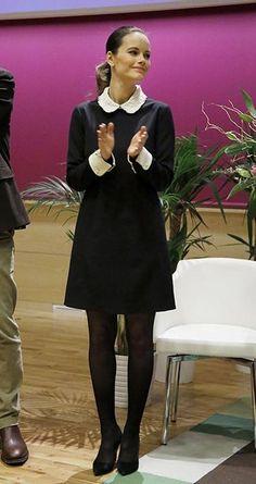 HRH Princess Sofia of Sweden presented the Foundation for Healthcare Leadership Academy Future Leaders Awards - Stockholm, Dec 2016