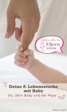 Greif zu, Baby! <3 Die Entwicklung von Babys ist so interessant! Zum Beispiel haben Deine Fingerspiele Auswirkung auf die Sprachentwicklung deines Kindes. Auf Eltern.de erfährst Du alles zum Thema! Klick Dich durch :)