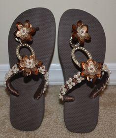Fun flip flops #Havaianas