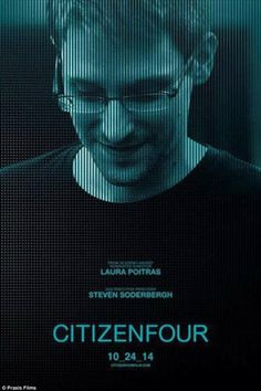 Citizenfour - A MUST SEE for every US (and non-US for that matter) citizen.  A documentary About NSA Whisetlblower Edward Snowden.