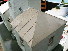 Walnut Bay Light - 2013 HBS Creatin' Contest entry Metal roof