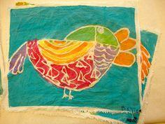 Batik Birds