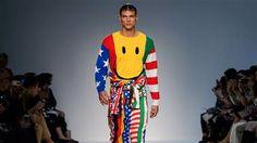 Best of bizarre style: Men's Fashion Week