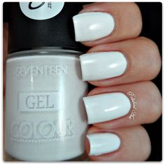 SEVENTEEN Gel Colour in White Lady