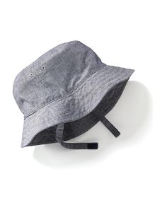 Chambray Bucket Hat for Baby Product Image