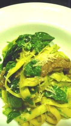 Spinat Pesto