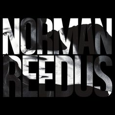 Norman Reedus by hannahollywood