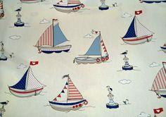 'Regatta' Fryett's Fabrics