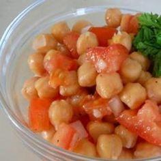 Preetys Chickpea Salad