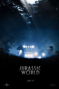 World - Fan Art & Posters Jurassic WorldJurassic World Michael Crichton, Jurrassic Park, Park Art, Science Fiction, Love Movie, I Movie, Jurassic Park Trilogy, Thriller, Jurassic World 2015