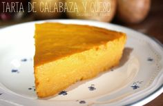 Cooking on Mars: Pumpkin Pie and cheese {light} Cheesecake Cake, Pie Cake, Pumpkin Cheesecake, Quiches, Sin Gluten, Coffee Cake, Sweet Recipes, Cupcake Cakes, Sweet Tooth