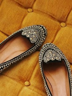 Jeweled Loafer