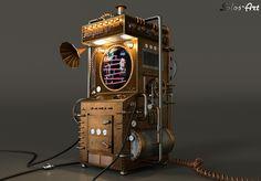 resized-donkykong-steampunk.jpg (1200×834)