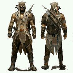 Human Ranger/Humano Patrulheiro